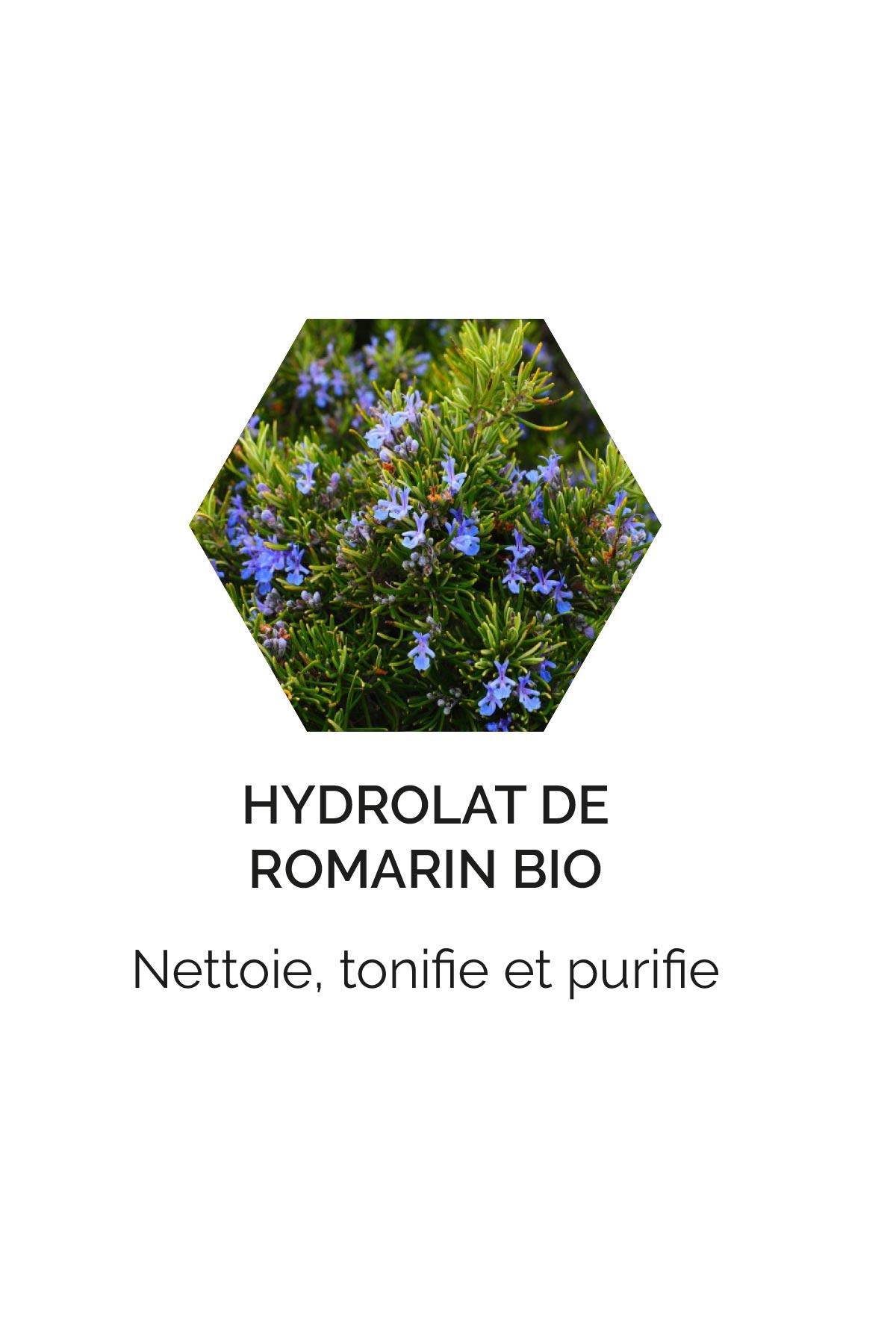 Hydrolat de romarin bio